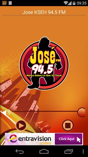 Jose KSEH 94.5 FM