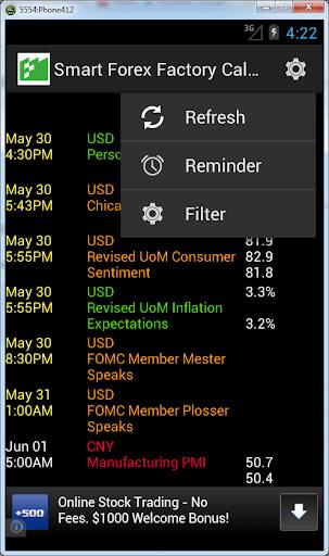 免費下載財經APP|Smart Forex Factory Calendar app開箱文|APP開箱王
