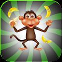 猩猩爱香蕉