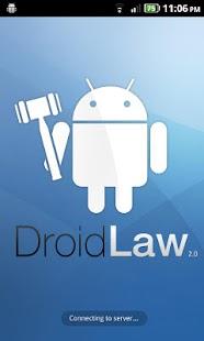 CA Penal Code - DroidLaw - screenshot thumbnail