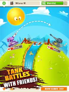 BattleFriends in Tanks PREMIUM Screenshot 11
