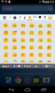 CoolSymbols emoticon emoji- screenshot thumbnail