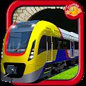 Train Sim. - Kids 2D Mini Game