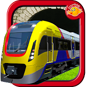 Train Sim. - Kids 2D Mini Game