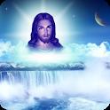3D Christian icon