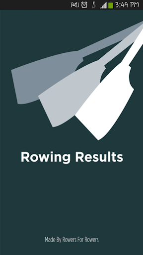 Rowing Result
