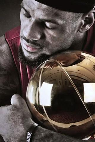Lebron James Wallpaper - screenshot