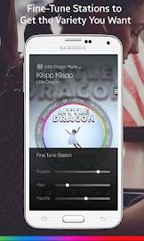 Samsung Milk Music Screenshot 4