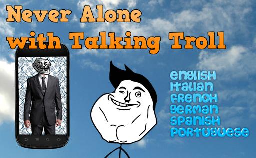 Talking Troll