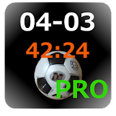 Soccer Scoreboard (Pro)