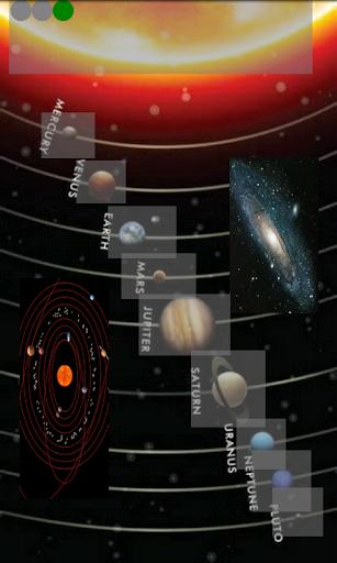 我们的太阳系 Solar System