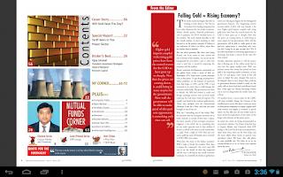 Screenshot of Dalal Street Investment Journa