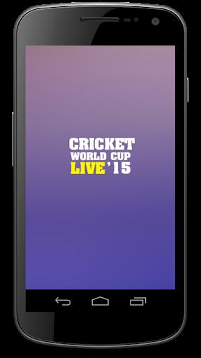 2015年板球世界杯直播