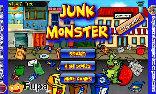 Junk Monster