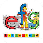 Letterland Stories: E, F & G