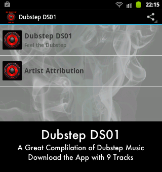 Dubstep DS01