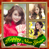 New Year Photo Frame 2015