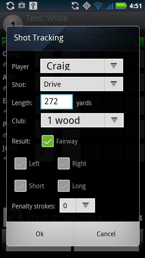 IntelliGolf FREE - Golf GPS- screenshot