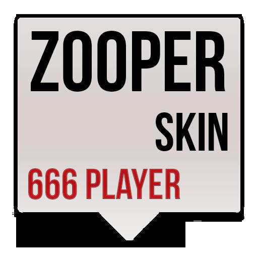 Player666 Zooper skin 音樂 App LOGO-硬是要APP