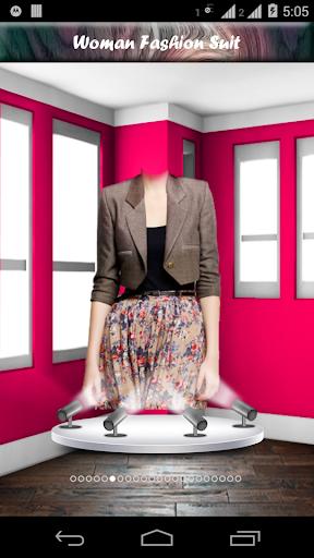 Woman Fashion Suit