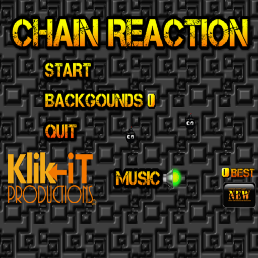 Chain Reaction LOGO-APP點子