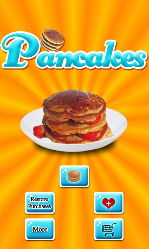 Make Pancakes - screenshot