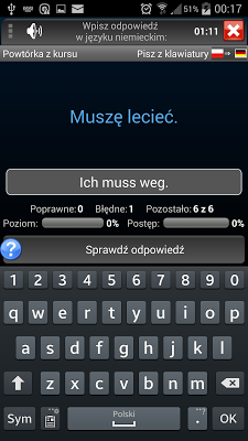 Niemiecki Slownictwo - screenshot