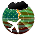 Aircraft Rainfall Radar icon