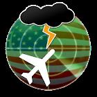 Aircraft Rainfall Radar icon