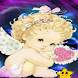 Cute Angel Baby LWP 4