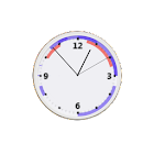 Business Clock Pro Widget icon