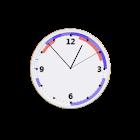 Business Clock Pro Widget icon
