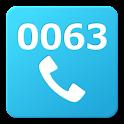 0063plus 楽天でんわ、G-Call用 icon