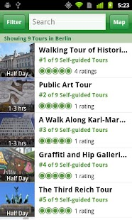 Berlin City Guide - screenshot thumbnail
