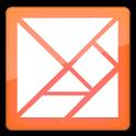 Tangram X icon