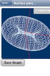 3D Functions Grapher - screenshot thumbnail