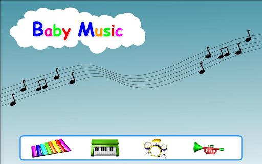 赤ちゃん音楽無料