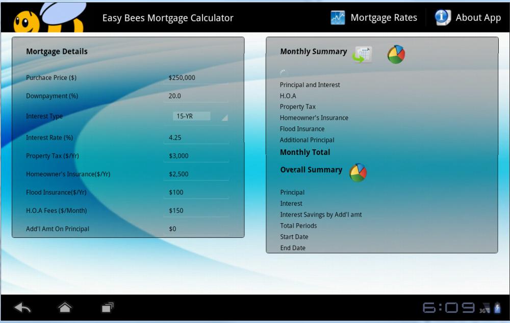 conventional mortgage calculator