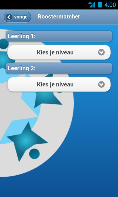 Broekhin Mobiel- screenshot