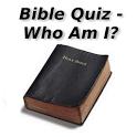 Bible Quiz - Who Am I? icon