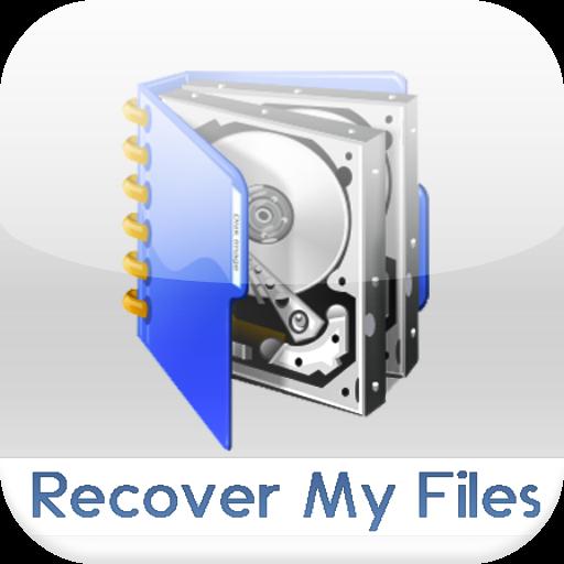 工具App|恢復我的文件 LOGO-3C達人阿輝的APP