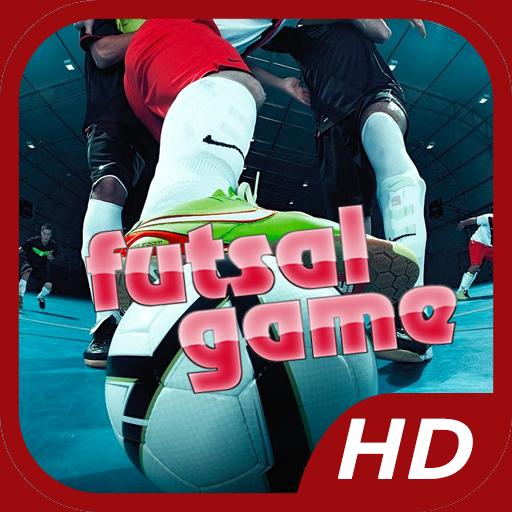 五人制足球遊戲 體育競技 App LOGO-APP試玩