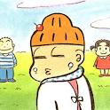 毎日かあさん(3)背脂編 logo