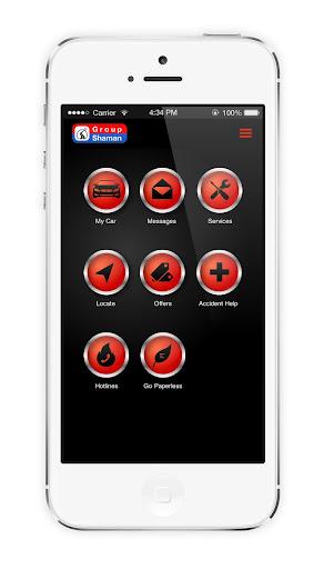 Shaman App