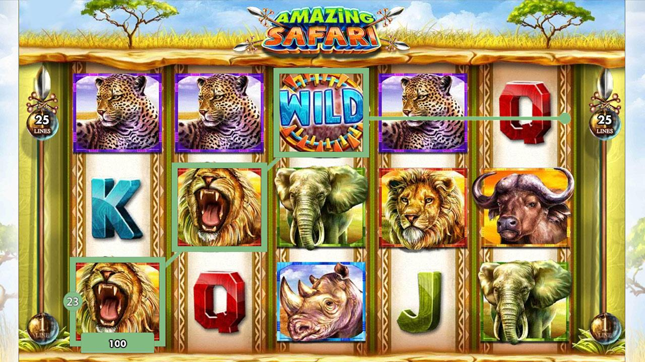 Ted online slot