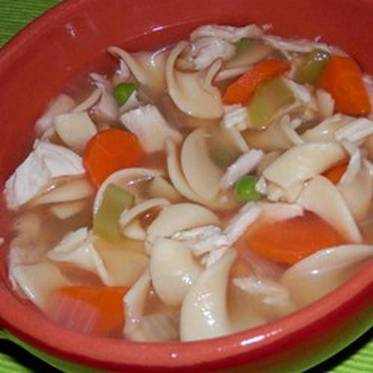 Swanson® Sensational Chicken Noodle Soup