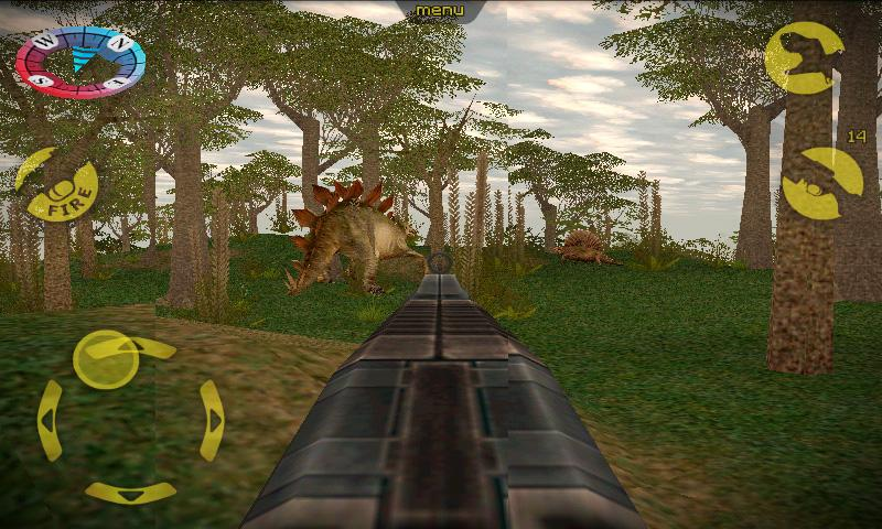 Carnivores: Dinosaur Hunter HD - screenshot