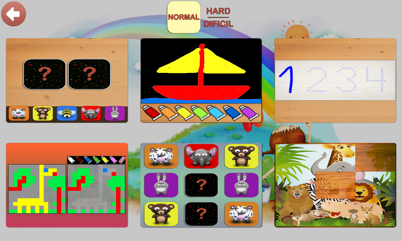 Smart Kids Free- screenshot