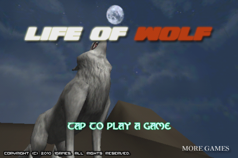 Life Of Wolf FREE