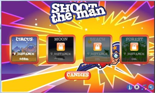 Disparar al hombre